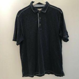 Tommy Bahama Size Large Short Sleeve Polo Shirt